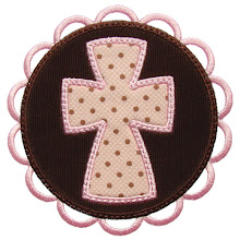 Cross Patch Applique