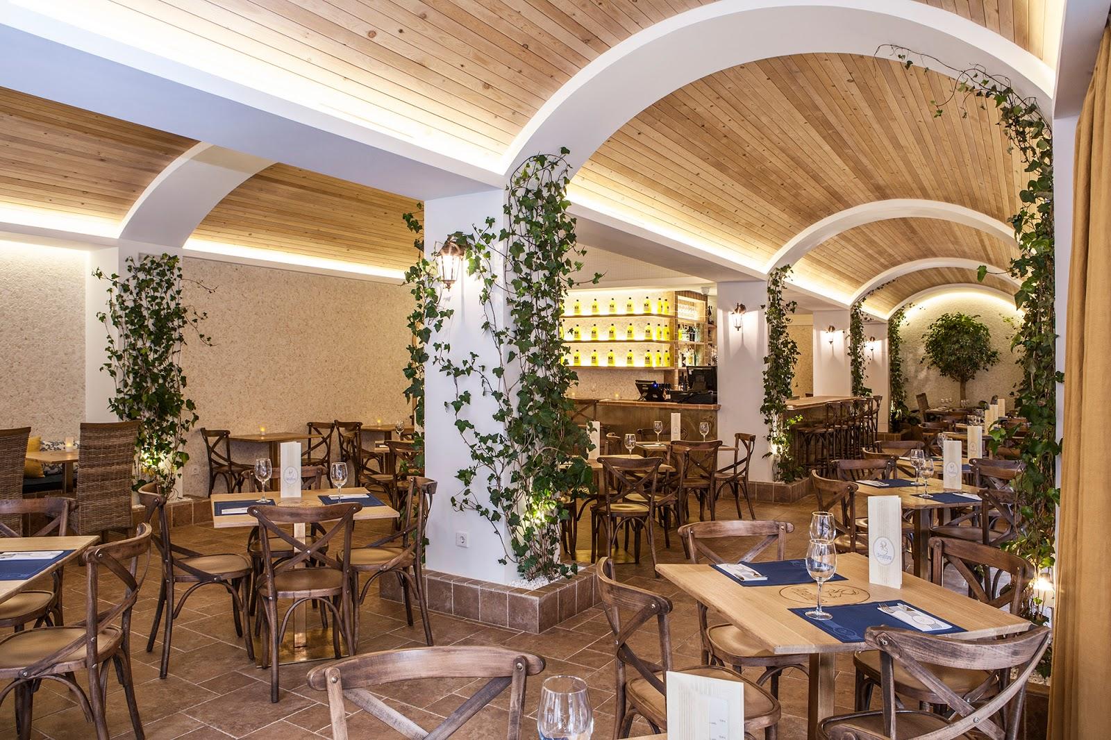 Restaurante l amalfitana barea partners blog - Enredaderas de interior ...