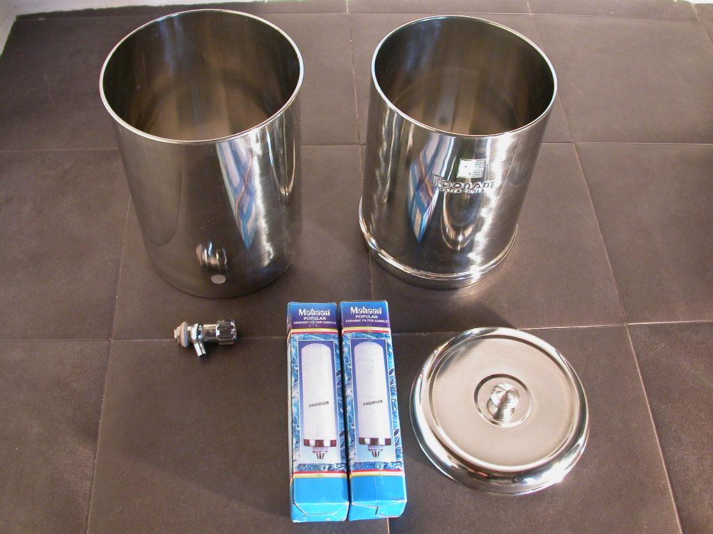 filtre a eau maison cheap triple filtration de lueau with. Black Bedroom Furniture Sets. Home Design Ideas