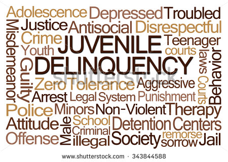 Juveniles for adult punishment