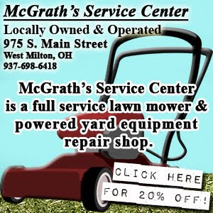 McGraths Lawnmower