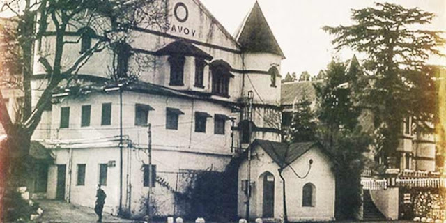 Savoy Hotel- Paranormal Hotel in India