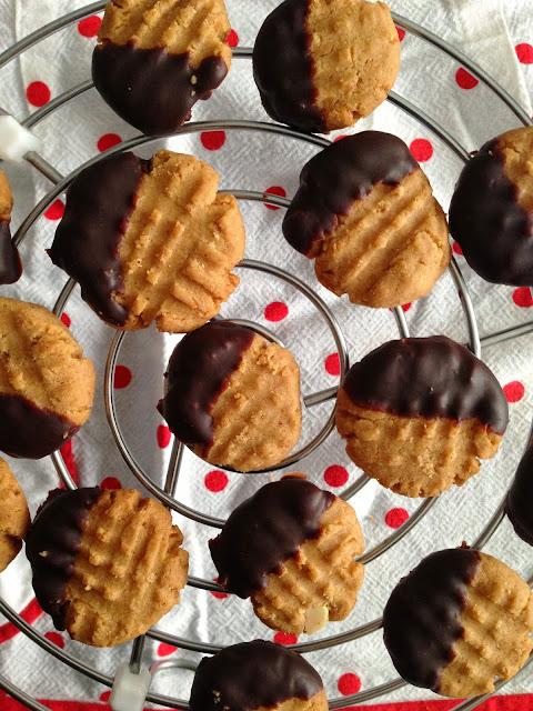 Idee Natale #5: biscotti al burro di arachidi