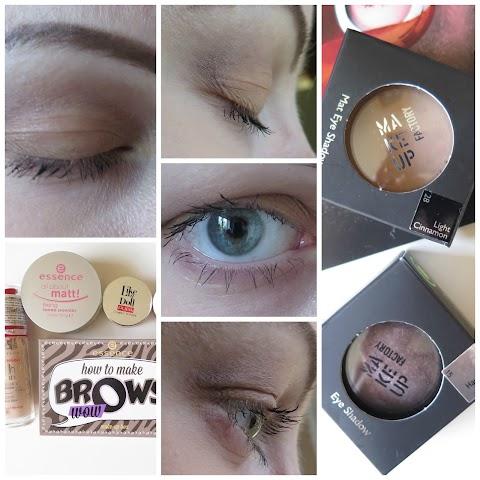 Dienos makiažas #14 su Make up factory