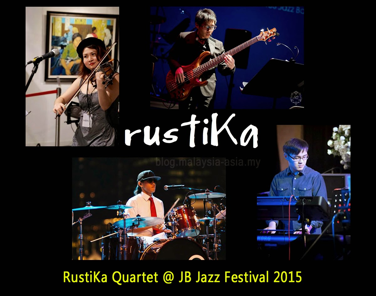 Johor Jazz Fest 2015