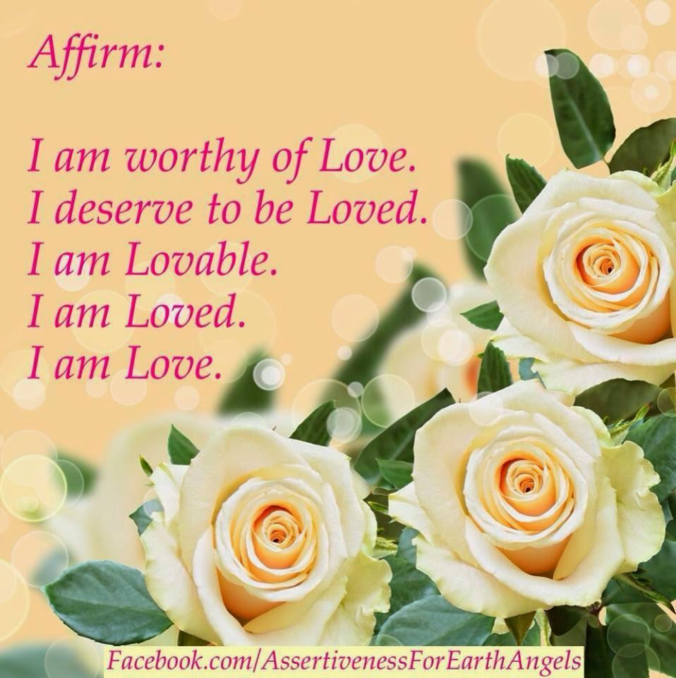 am i worthy of love