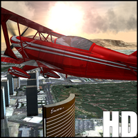 Flight Unlimited Vegas HD Sim v1.2 (Apk+Data) Android
