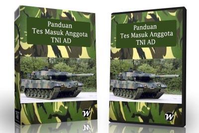 PAKET SIAP TES TNI AD / Angkatan Darat !