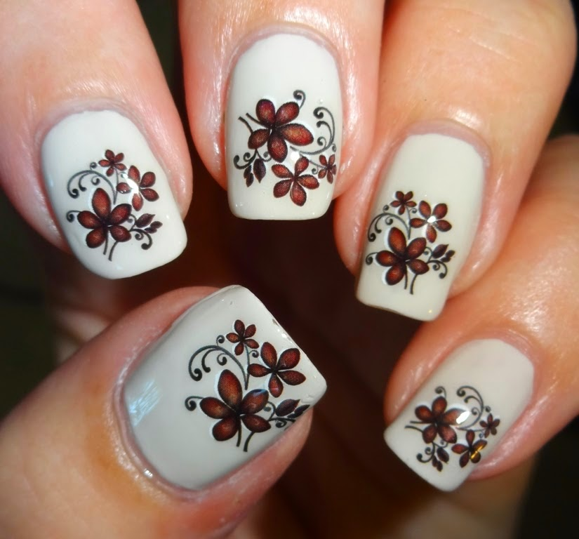 Born pretty store blog july nail art design show use the nail art product wonderful water decals prinsesfo Image collections