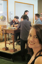 Jennifer O. at Book Signing in Denver, Co