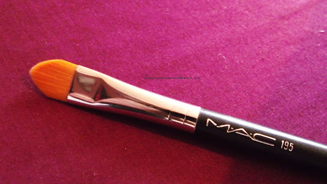 MAC 195 Brush Review