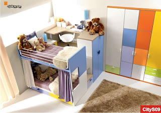 Camerette blog news sull 39 arredamento per bambini - Tendine per cameretta ...