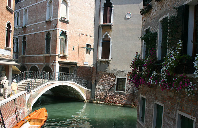 Venice, the City of Waters