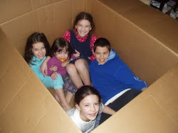 A Box Full of Kids (from 2010 - they wouldn't fit now!)