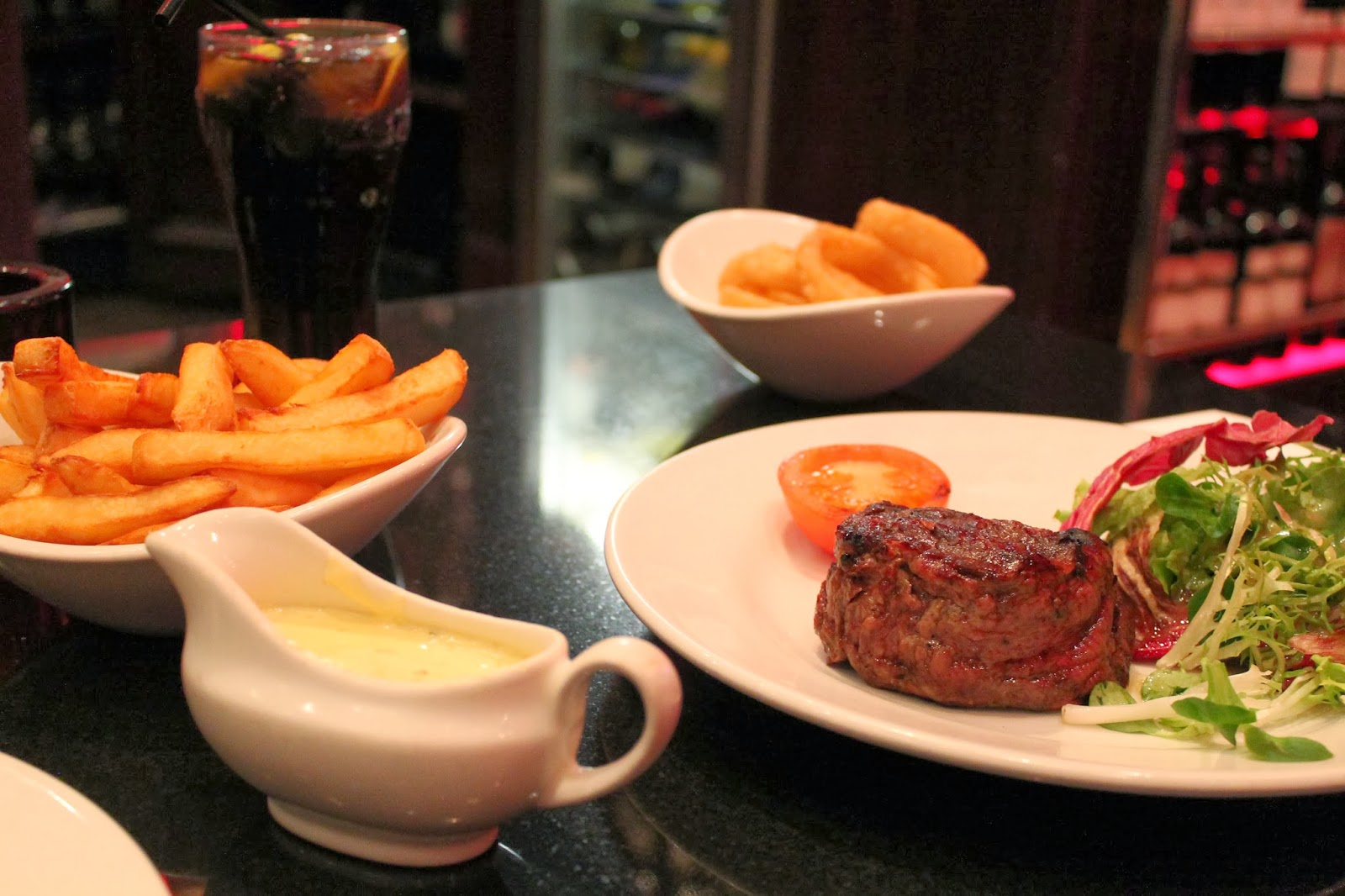 Angus Steakhouse, Leicester Square - London