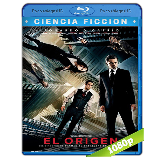 Origen (2010) Full HD BRRip 1080p Audio Dual Latino/Ingles 5.1 (peliculas hd )