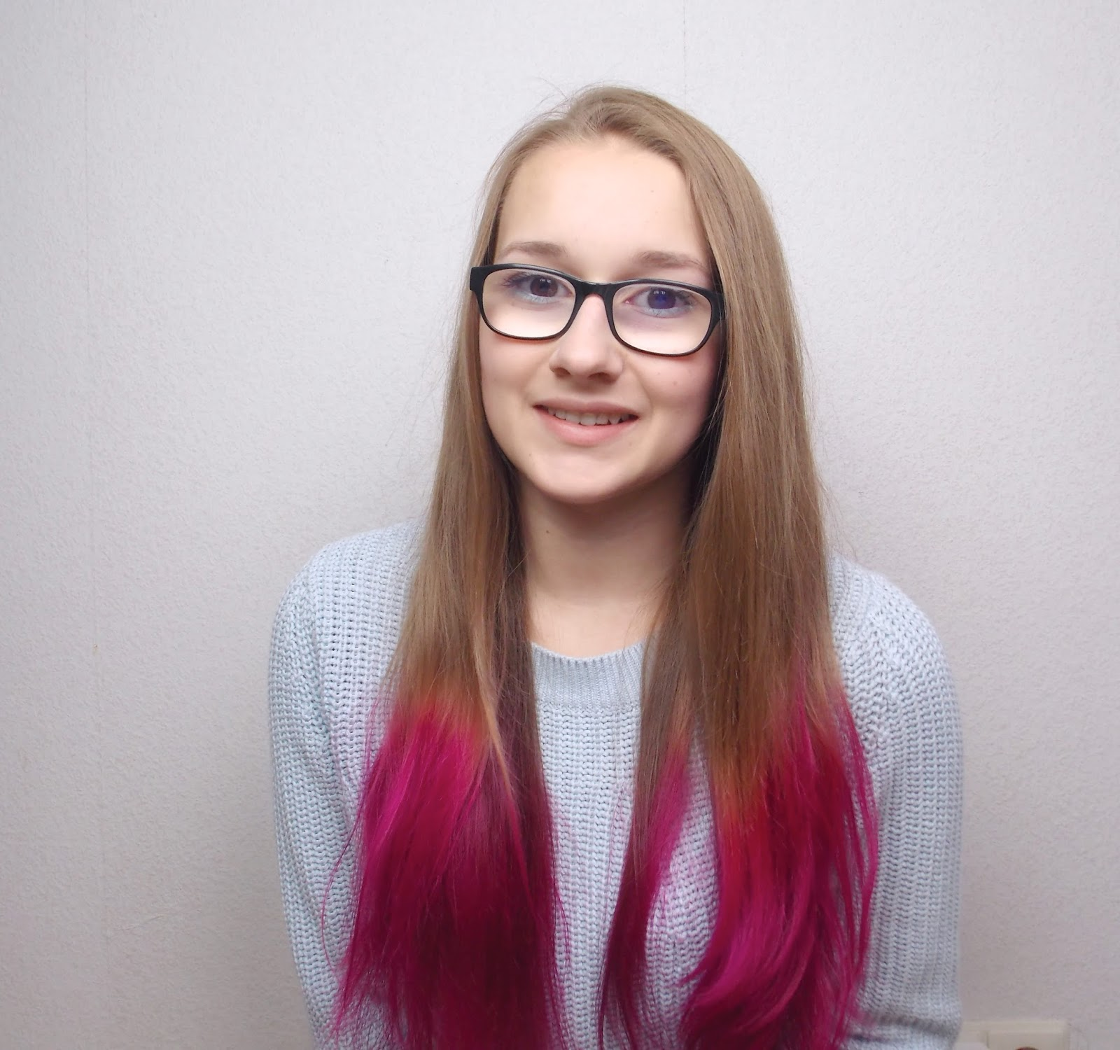 How To Pinkes Ombre Dip Dye Julias Beauty Blog