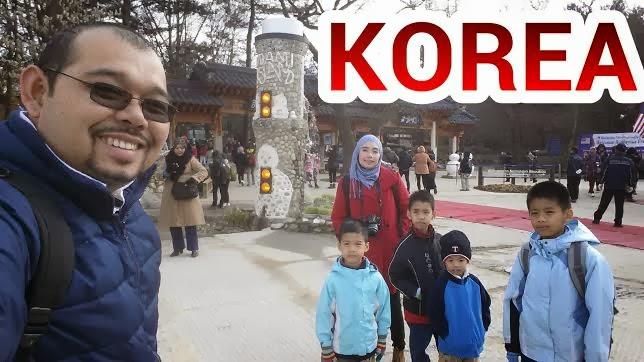 PERCUTIAN DI KOREA :