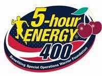 Race 11: 5-Hour Energy 400 at Kansas