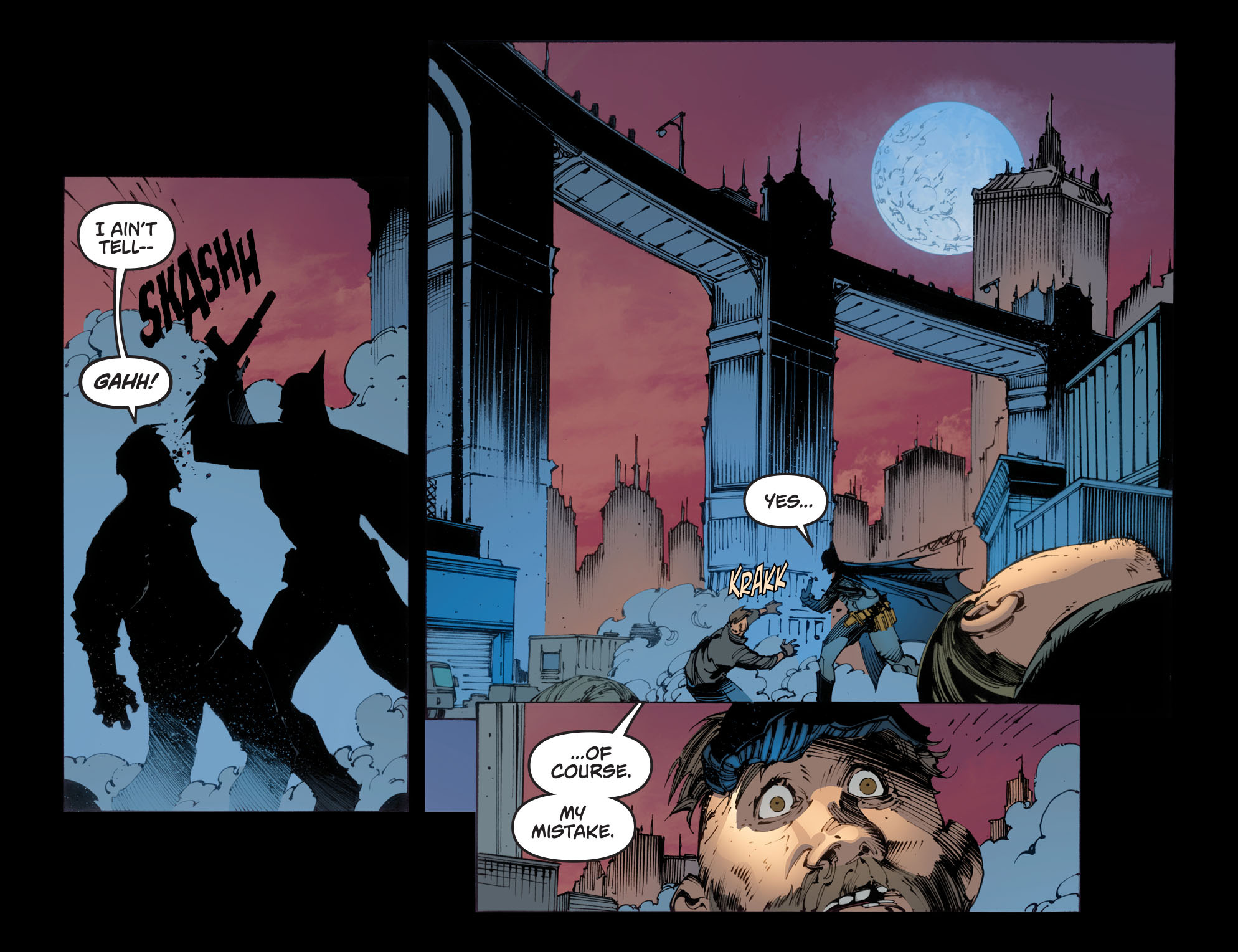 Batman: Arkham Knight [I] Issue #29 #31 - English 7