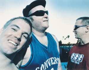 Bradley Nowell And Troy Dendekker Wedding