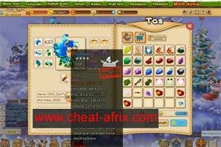 Cheat Perjuangan Semut 2012