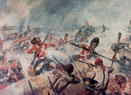 The war of 1812 the oldest color idea image