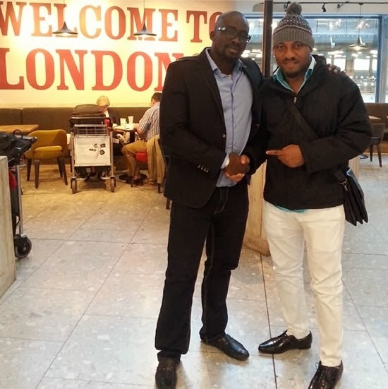 yul edochie holiday london