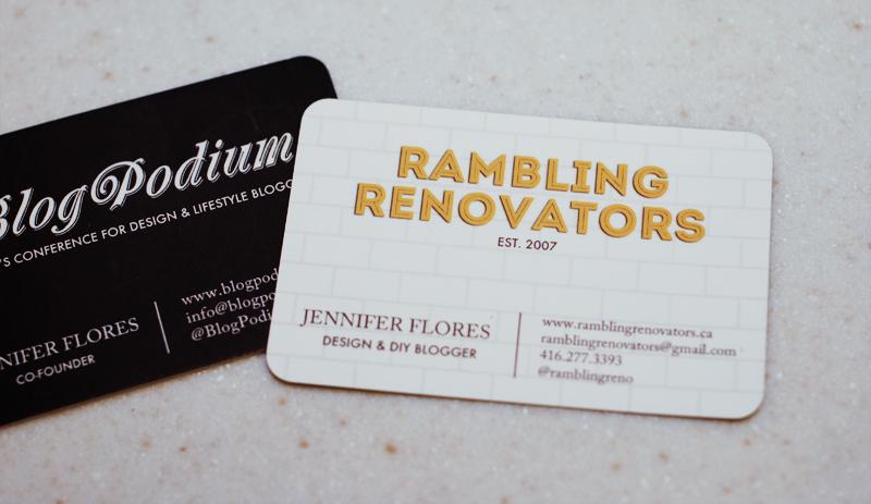 Anatomy of a business card rambling renovators anatomy of a business card reheart Choice Image