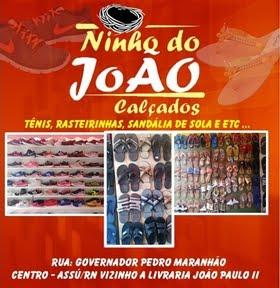 NINHO DO JOÃO CALÇADO