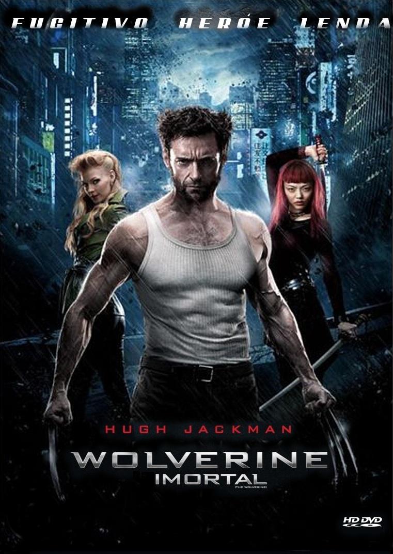 Wolverine: Imortal – Legendado (2013)