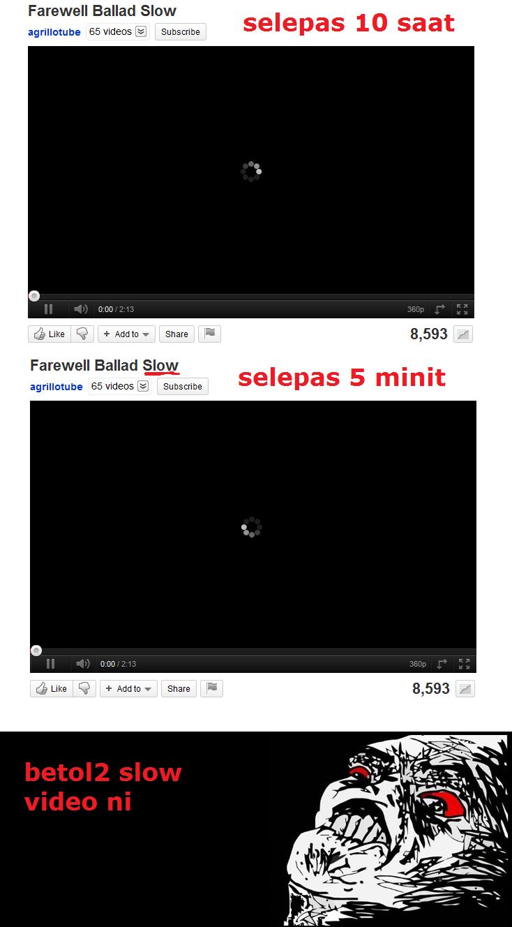 Meme Orang Kita Video Slow Atau Internet Slow Meme