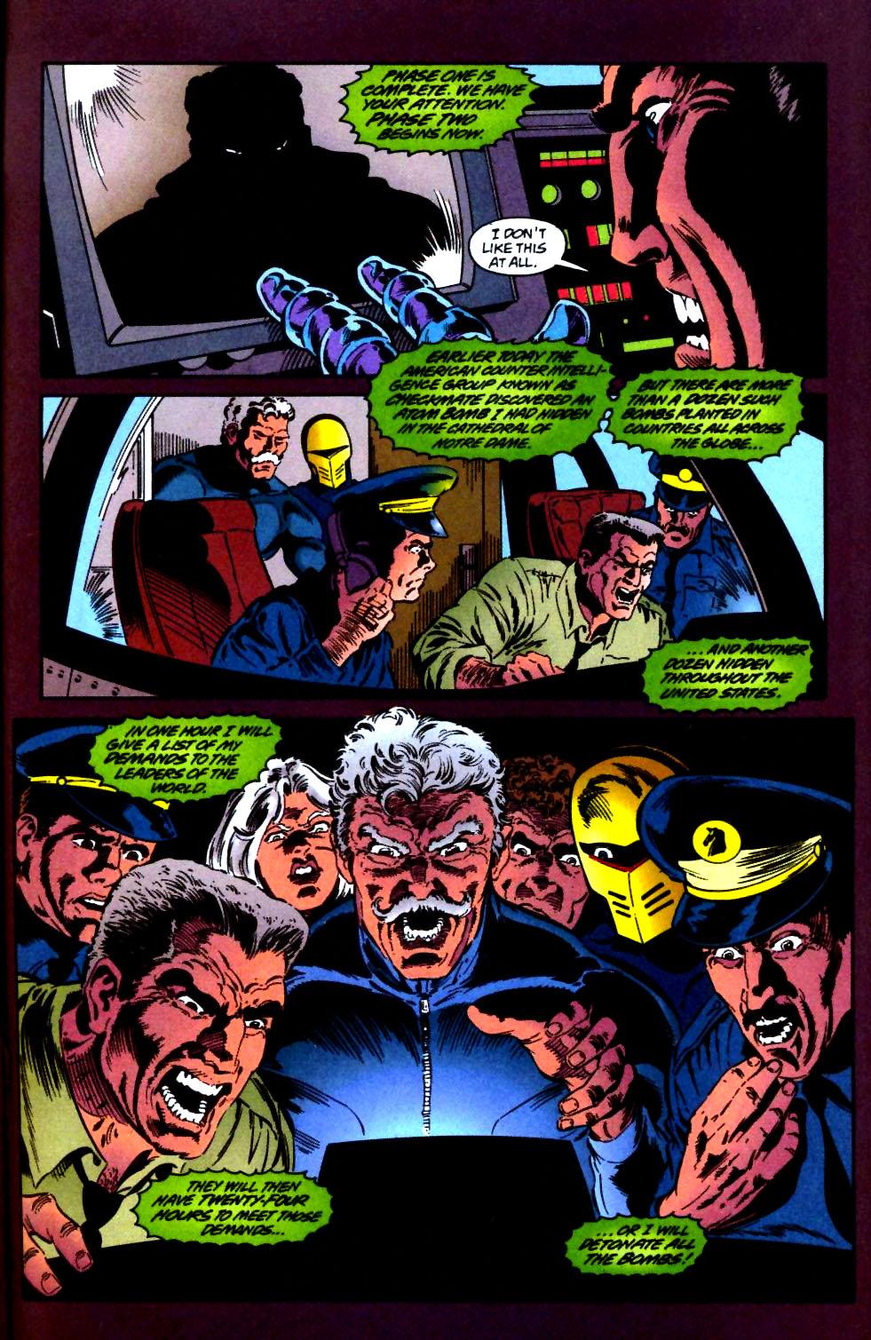 Deathstroke (1991) Issue #47 #52 - English 23