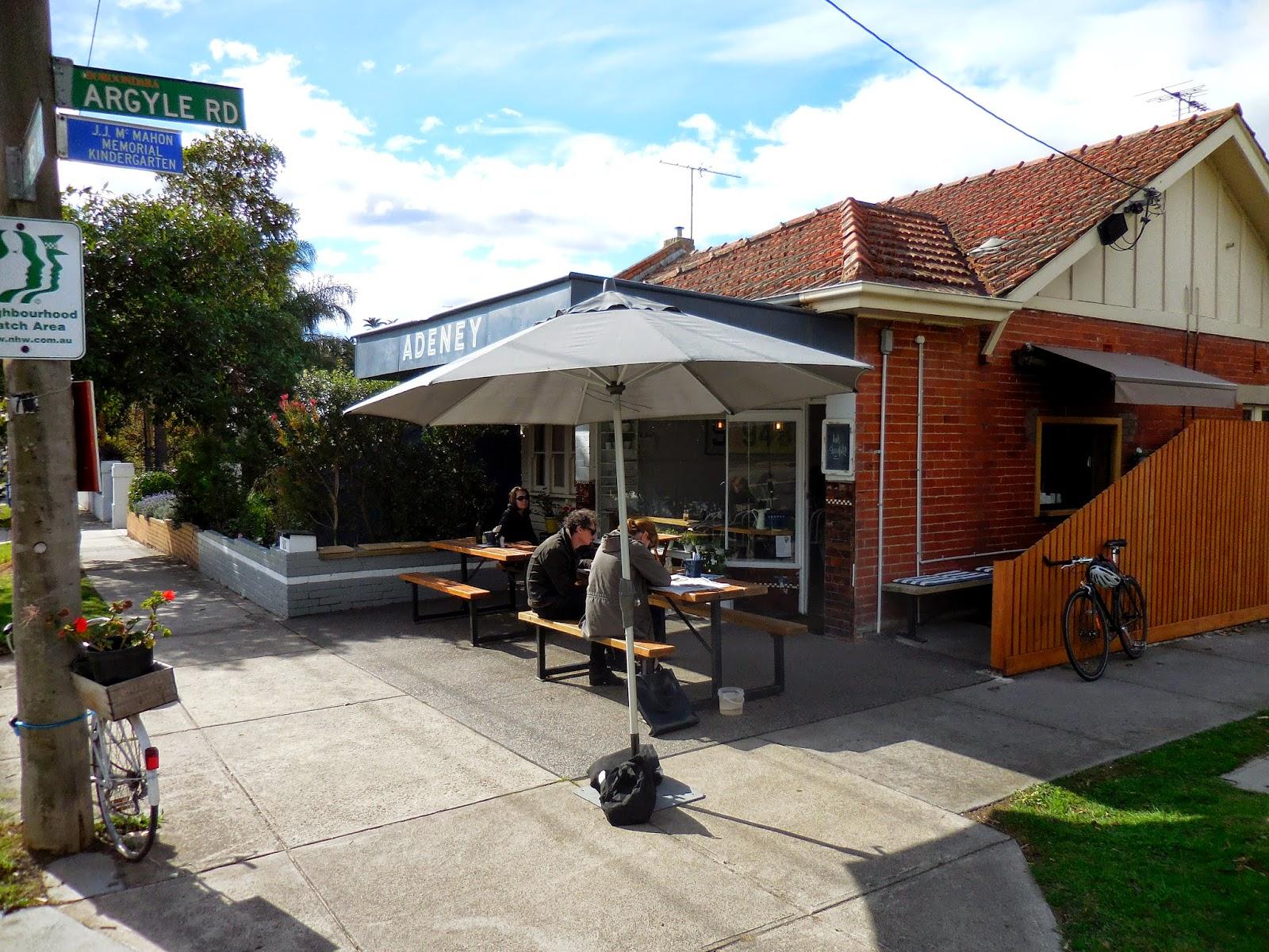 Sage Cafe Vic Park Menu