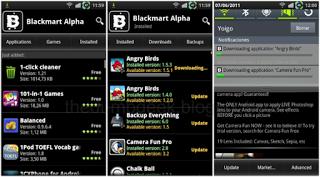 Download Aplikasi Android yang Berbayar Gratis dengan BlackMart