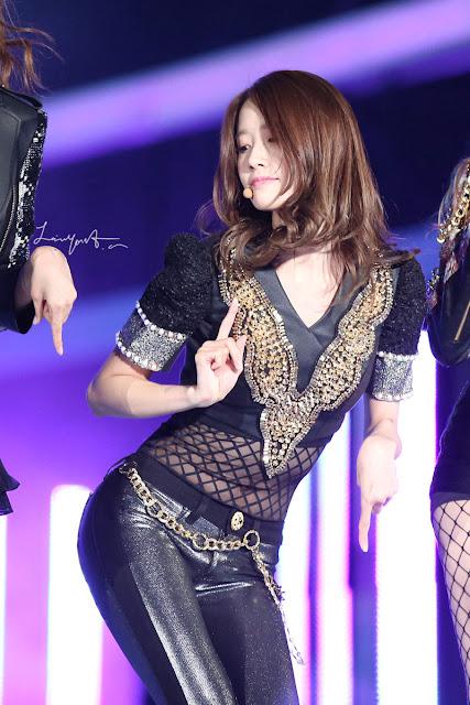 Im Yoona Girls Generation Dream Concert 2013 Photos