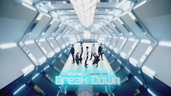 Super Junior-M Break Down
