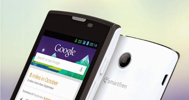 Cara mengubah kartu CDMA jadi GSM Smartfren Andromax C3