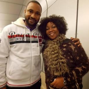 Flora Mbasha  & Emannuel Mbasha