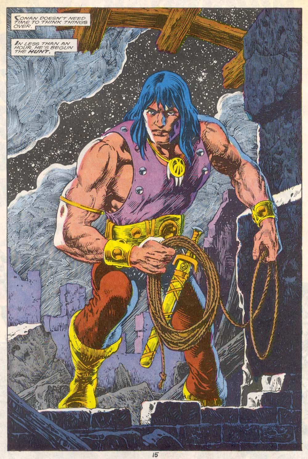 Conan the Barbarian (1970) Issue #209 #221 - English 13