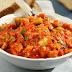 Συνταγή της ημέρας - Σάλτσα με μελιτζάνες και πιπεριές Φλωρίνης