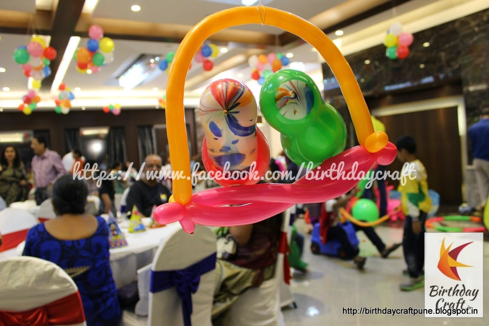Birthday Craft Pune