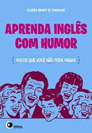 livro  Aprenda Inglês Com Humor - Micos Que Você Não Pode Pagar