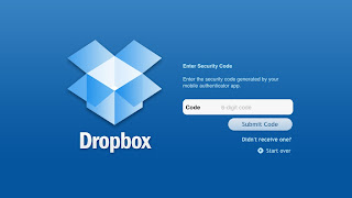 Secure your Dropbox Account with 2-Step Verification