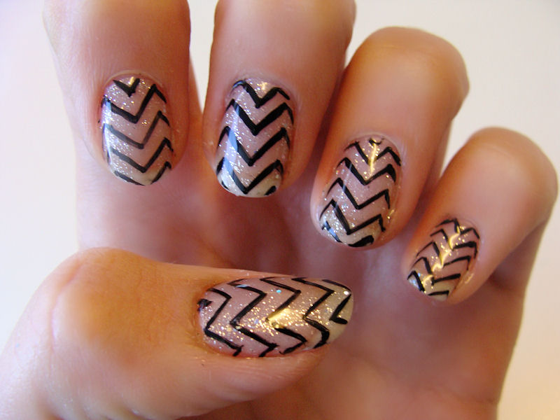Nail Galleries Ideas Cool Nail Art For Short Nails