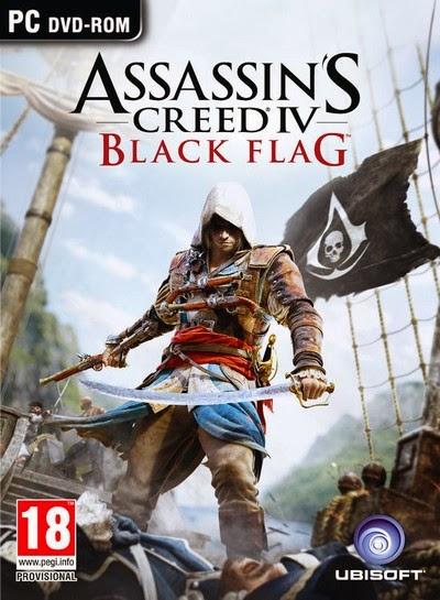 تحميل لعبة  Assassins Creed IV Black Flag كاملة للكمبيوتر مجاناً