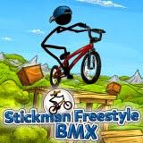 Stickman Freestyle BMX | Juegos15.com