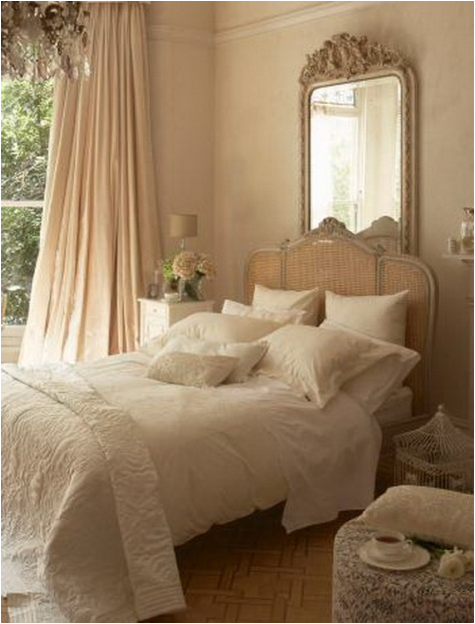 Key interiors by shinay vintage style teen girls bedroom Romantic bedroom interior ideas