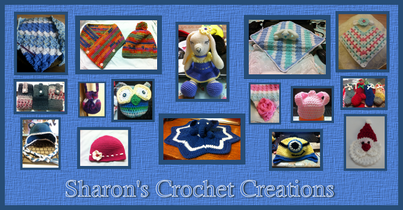 Sharon's Crochet Creations