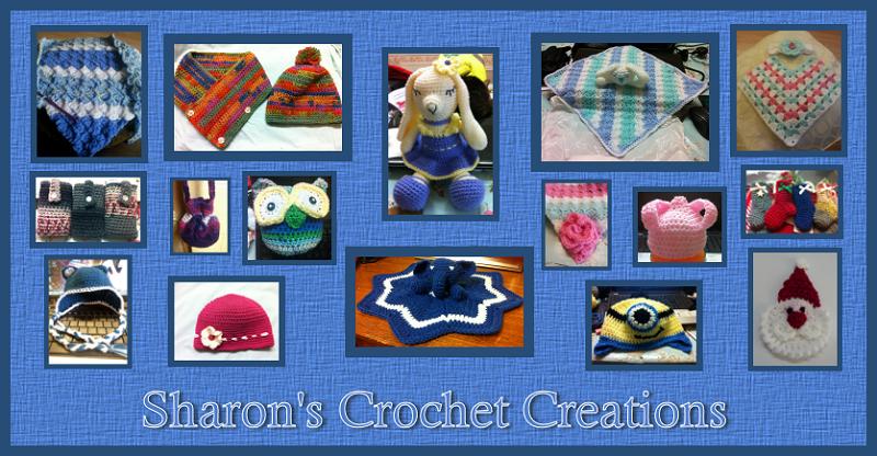 Sharon's Crochet Creations